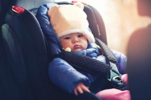 Car Seats and Car Accidents: Learn When Replacement is Necessary