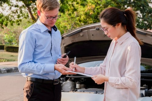 Are You Able to Seek Damages for Personal Property That Was Destroyed During an Accident?